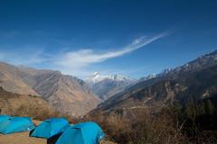 Kuari Pass kampplaats