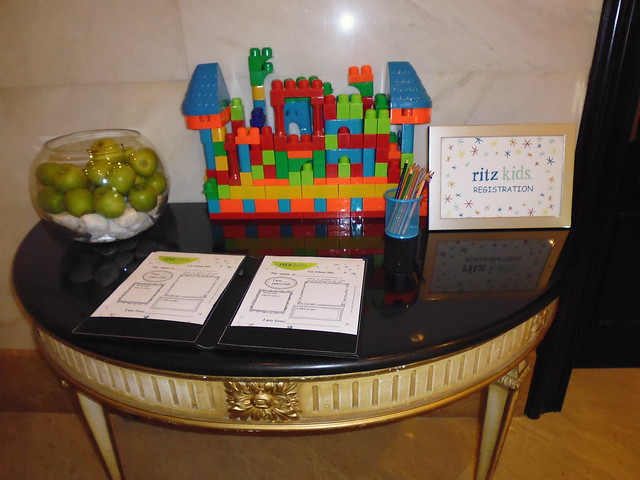The Ritz is very kid-friendly!