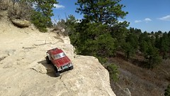 RC Crawling in Daniels Park CO.