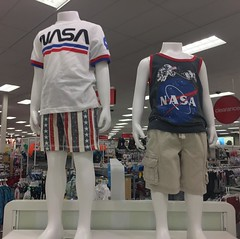 Kids today have the coolest clothing! #SpaceGeek