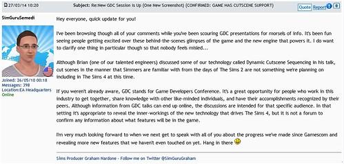 GDC No IGC