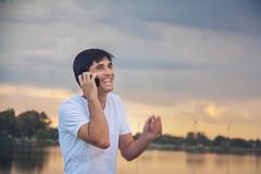 Llamada móvil