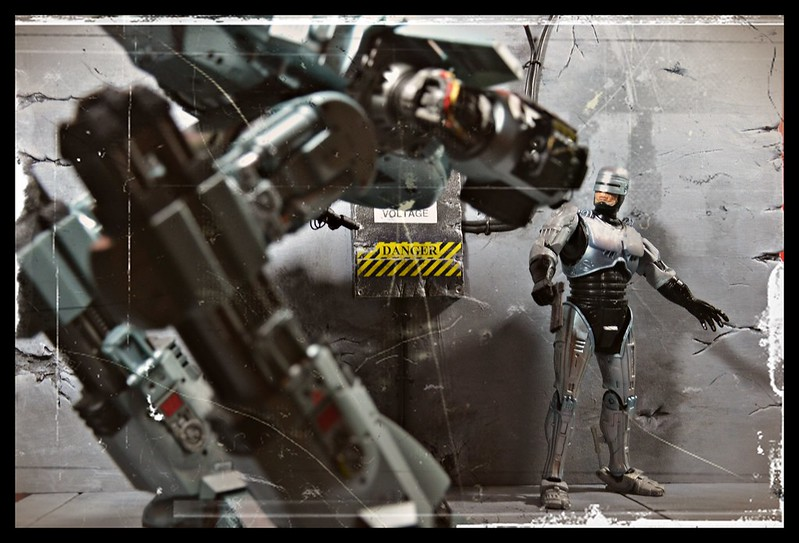 NECA ED-209 - Robocop movie