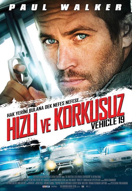 Hızlı ve Korkusuz - Vehicle 19 (2014)