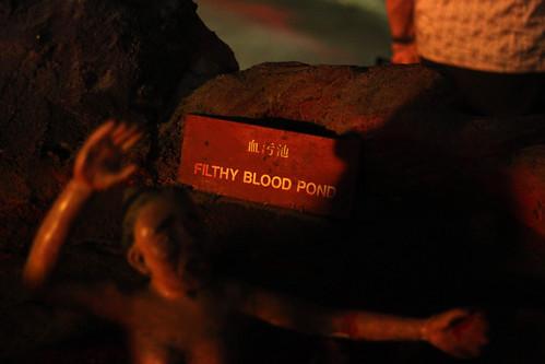 Filthy Blood Pond