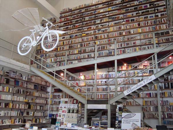 20-bookstores葡萄牙