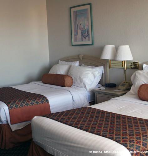 Marriott Page Bett klein copyr