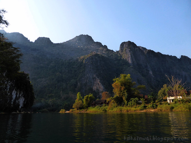 Vang Vieng Tubing 09 Stunning Scenery