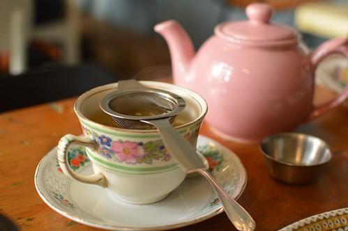 Something for Jess: Tea