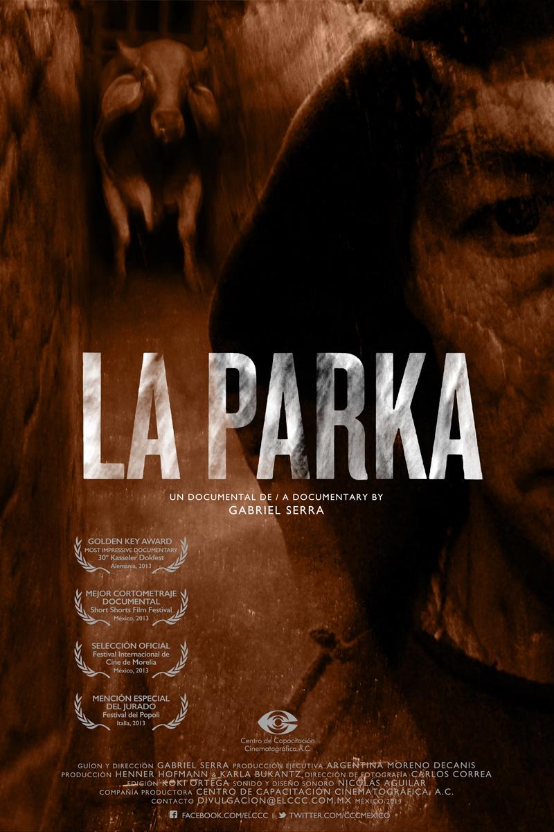"""""""La Parka"""" de Gabriel Serra"""