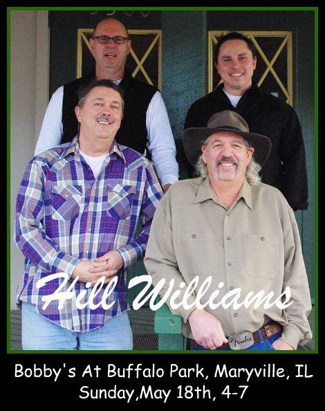 Hill Williams 5-18-14