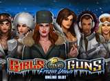 Online Girls with Guns - Frozen Dawn Slots Review