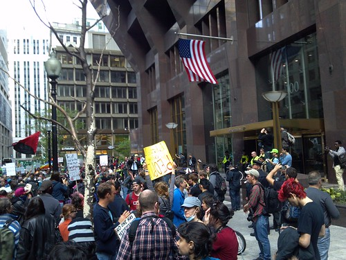 Rally Against BoA Unfair Foreclosure Practices