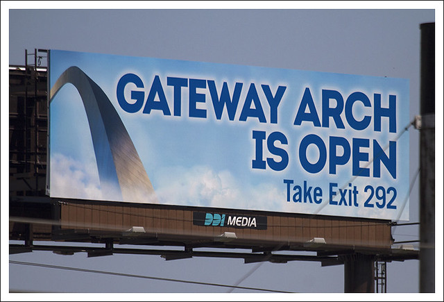 Arch Is Open