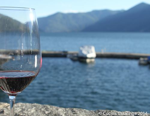Lago Maggiore Wein