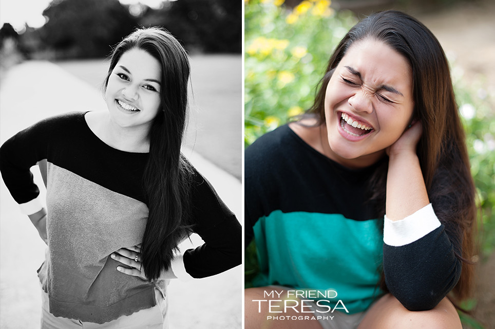 My Friend Teresa Photography senior portrait