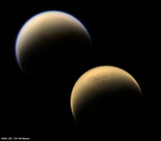 Above and Below Titan's Atmosphere #11