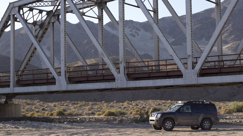 Weekend trip report from the Mojave Road - Expedition Portal