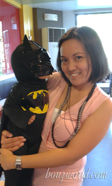 my little batman
