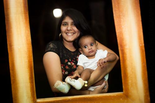 Priya and Noah
