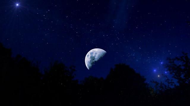 Manapouri Moon
