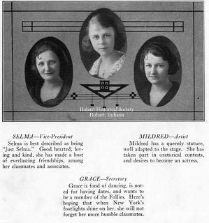 5-23-2014 Grace Nelson 1921 Memories