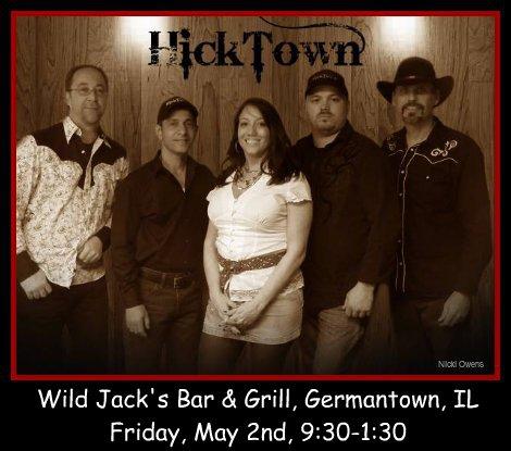 HickTown 5-2-14
