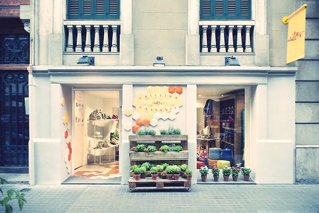 Tienda Castañer Barcelona