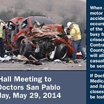 Pressure Builds to Save Doctors San Pablo-Town Hall #2-Thursday-Hercules