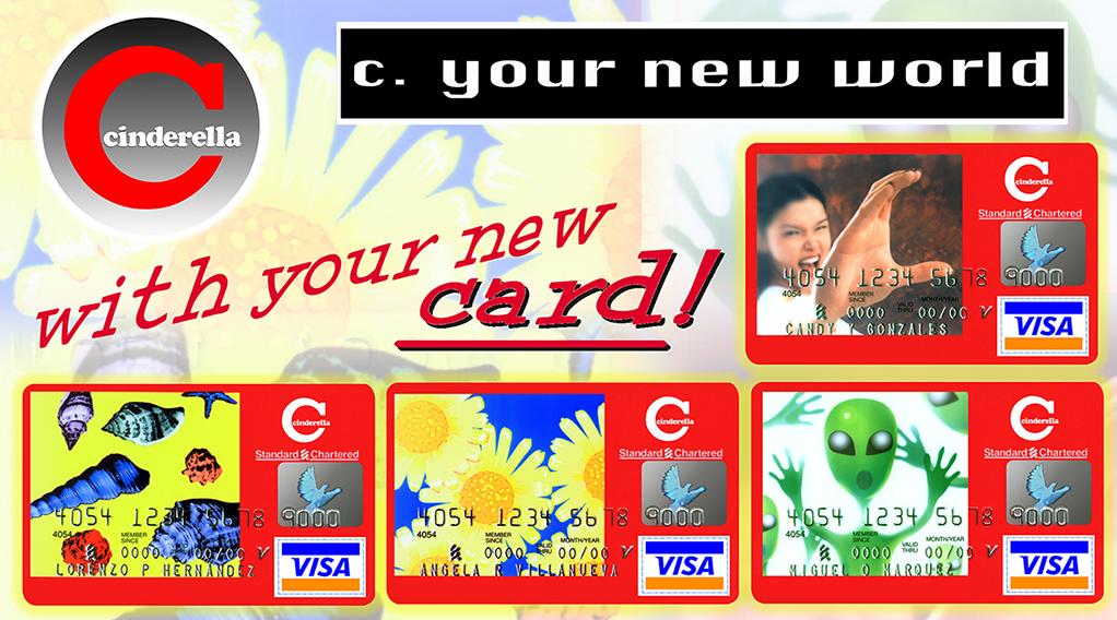 cinderella visa layout