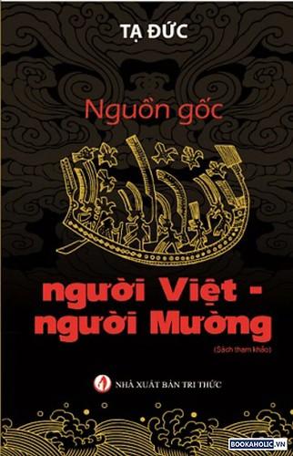 Nguon goc nguoi Viet Muong