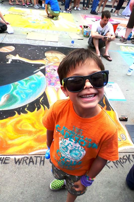 Chalk Art Festival - 05