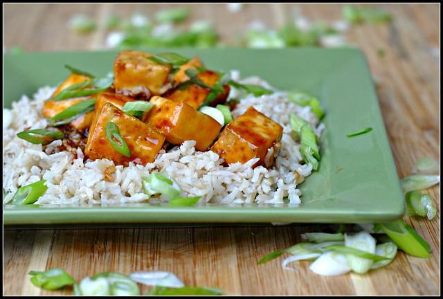 General Tso's Tofu 4