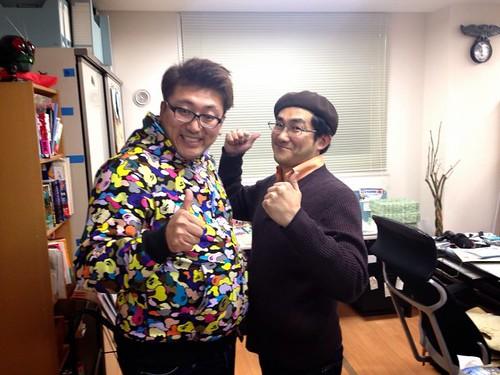 140509(2) - 熱血漫畫家「島本和彥」大作《アオイホノオ》(青之炎)將在7月播出日劇、由《HK 瘋狂假面》導演操刀! 2 FINAL
