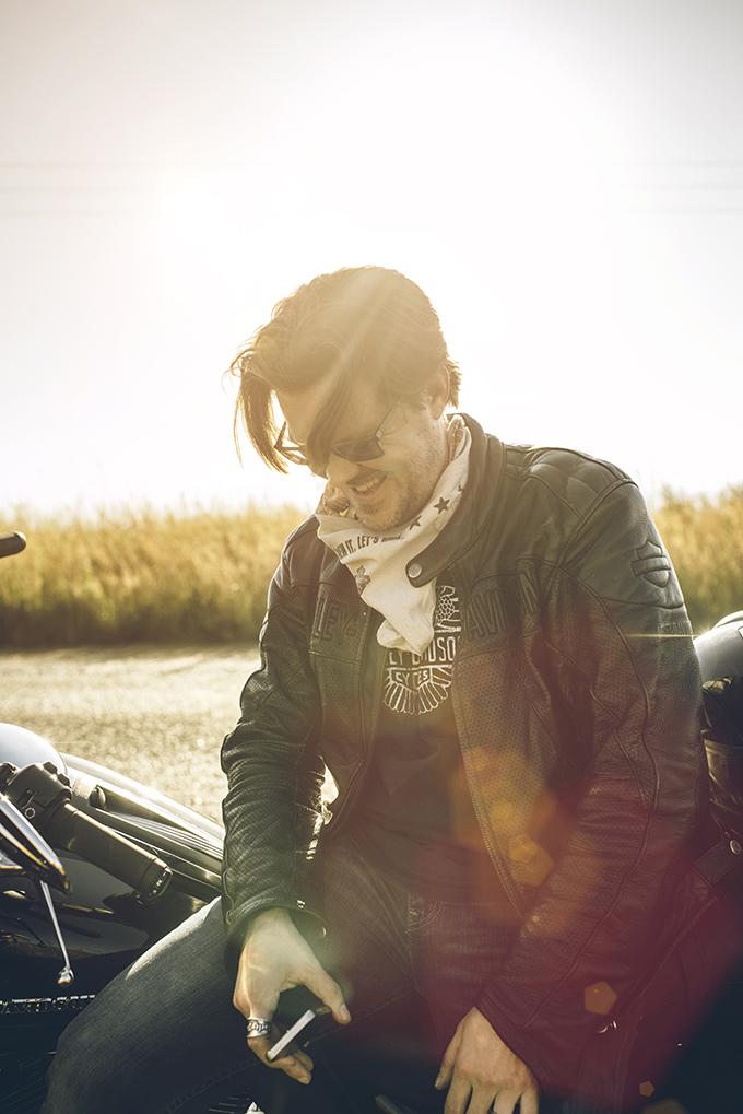 Harley Davidson Desmond Louw South Africa 0284