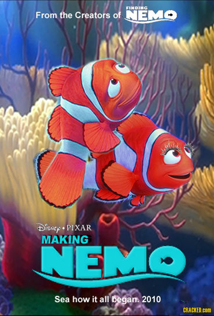 Making Nemo