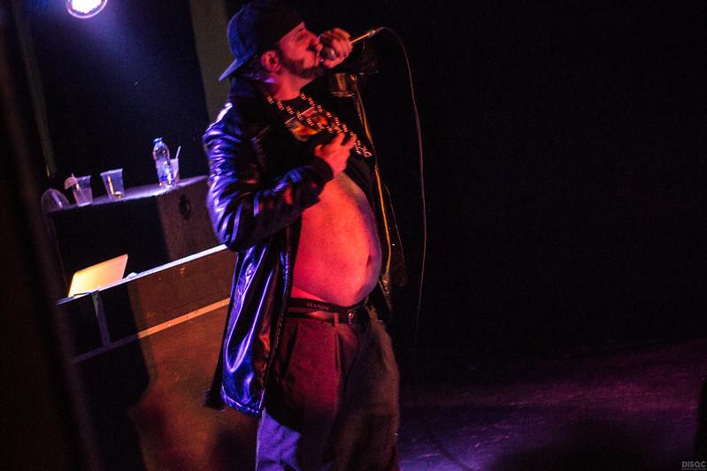 R.A. the Rugged Man @ Cabaret Underworld