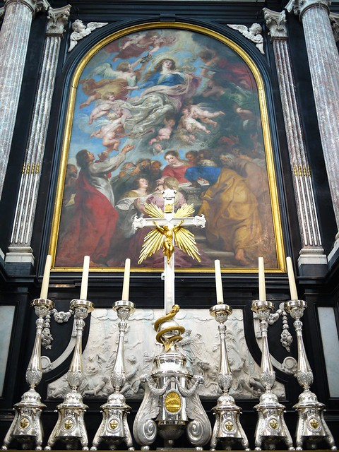 Belgium Antwerpen Cathedral of Our Lady3