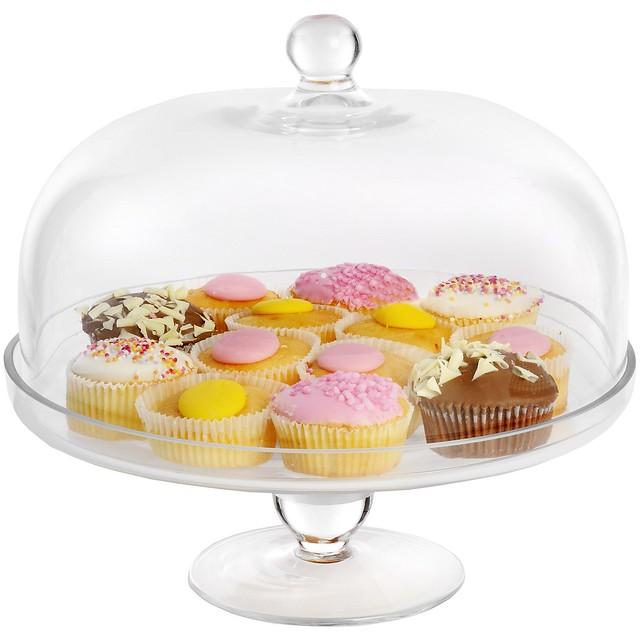 Slate Cake Stand Dome