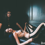 Sean Lennon x Charlotte Kemp Muhl • The Ghost of a Saber Tooth Tiger by Chad Kamenshine