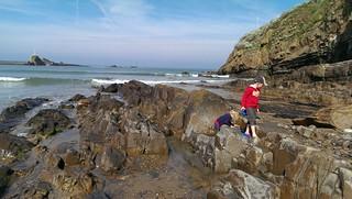 Bude Beach 2014