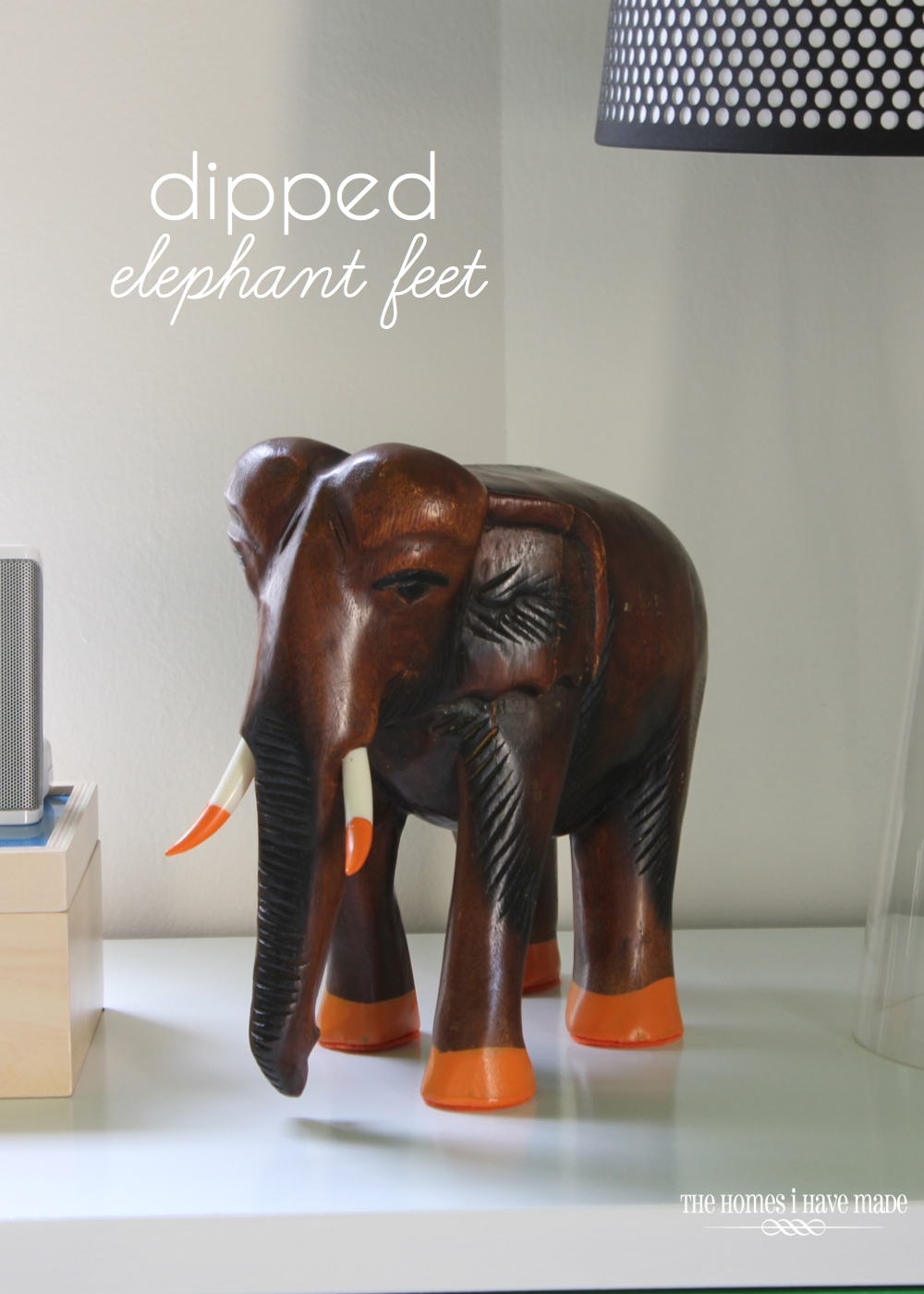 Dipped Elephant-010