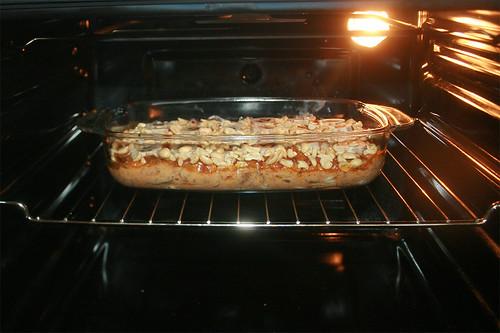 48 - Weiter im Ofen backen / Continue baking