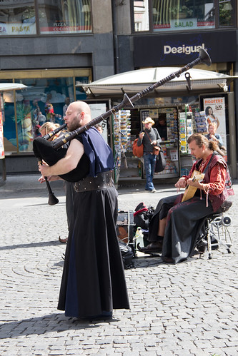 Large Bagpipes