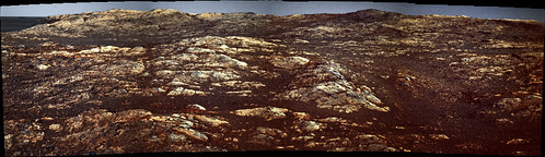 Opportunity sol 3658 PanCam