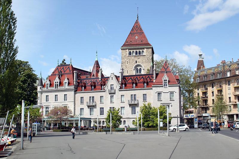 Hotel Pas Chere Lausanne