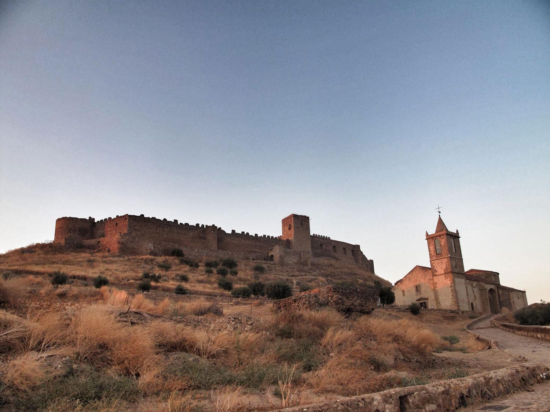 medellin_teatro romano_castillo_cerro_iglesia santiago_centro interpretacion