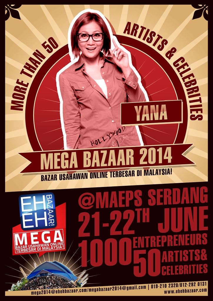 Mega Bazaar 2014