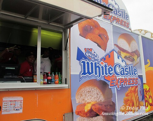 Luna Park's White Castle Trailer