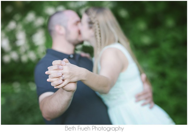 Amber + Zach Engaged
